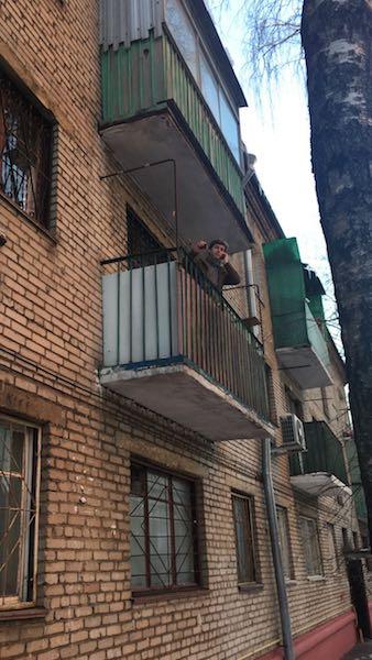 Реутовскую квартиру оппозиционера марка гальперина взяли шту.
