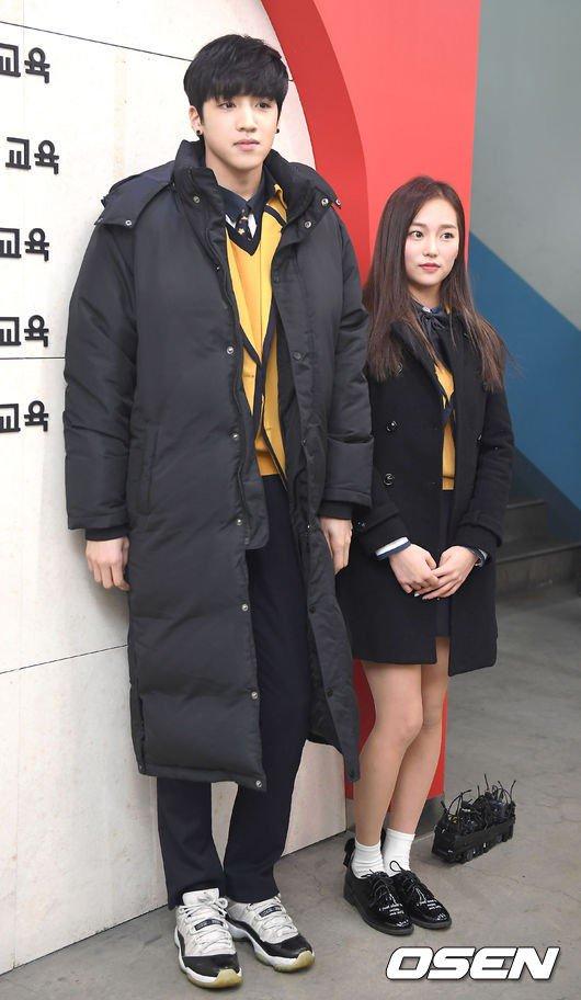 Resultado de imagem para wooseok yeeun