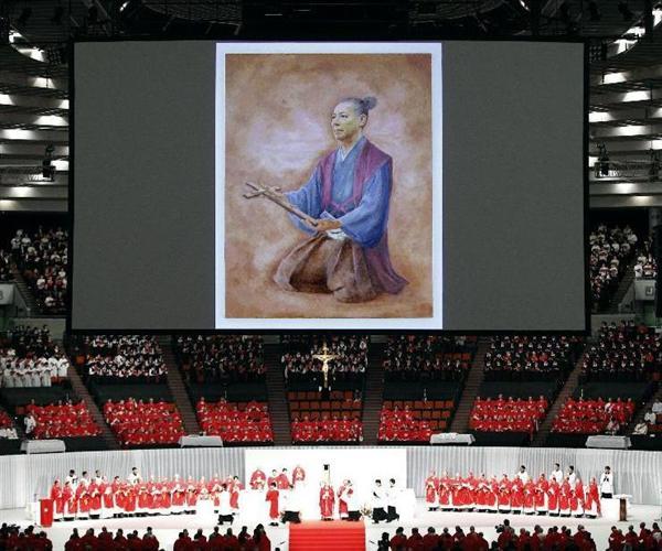 あの「真田丸」に登場のキリシタン大名・高山右近に「福者」の称号 バチカンが認めた? 大阪で式典 sa…