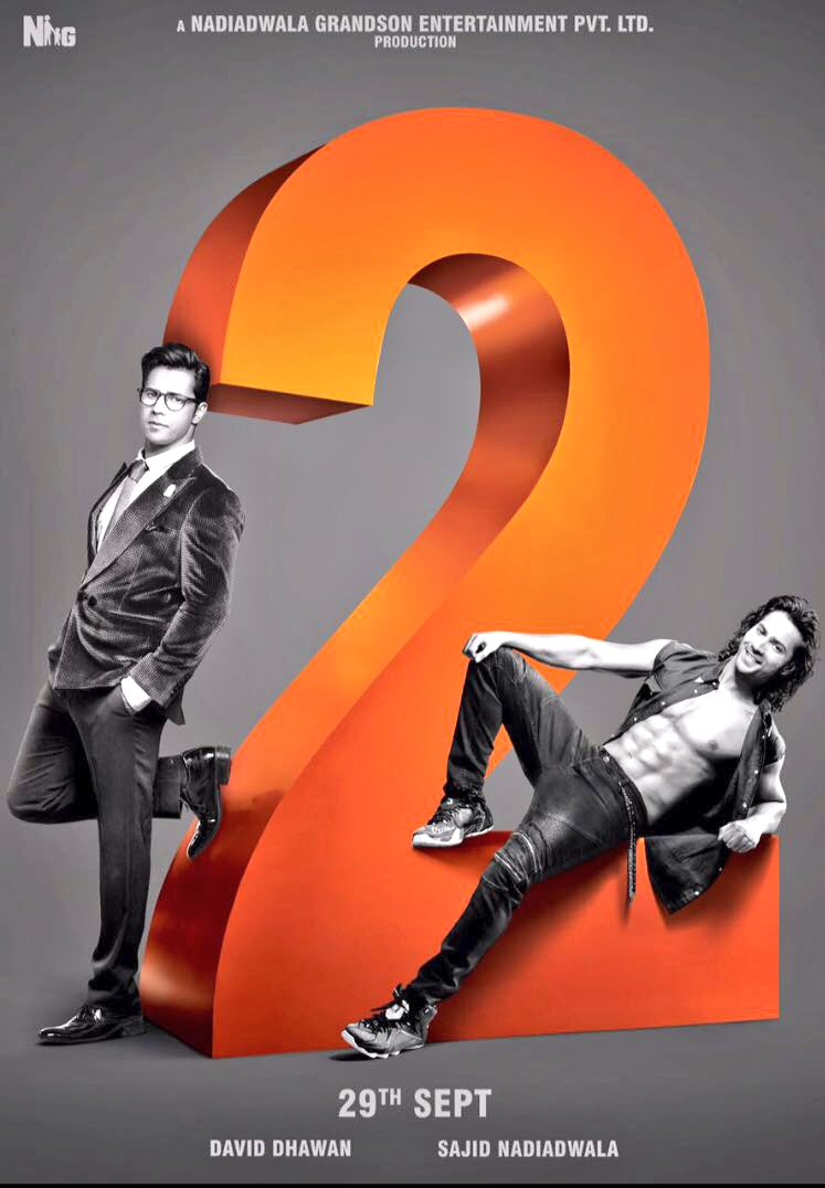 All You Need To Know About Varun Dhawan's Judwaa 2