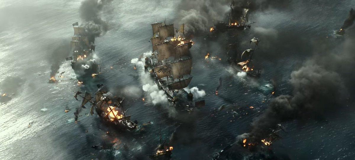 【予告動画2弾】映画『パイレーツ・オブ・カリビアン/最後の海賊』あらすじを紹介 - ジョニー・デップ…