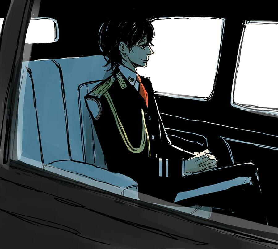 TVアニメ『ACCA13区監察課』第5話「視線の先、重なる足跡」本日より放送です!acca-anim…