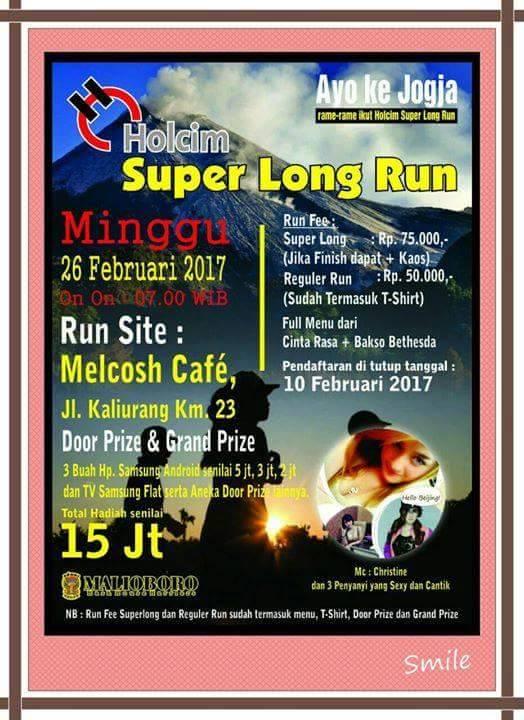 Holcim Super Long Run • 2017