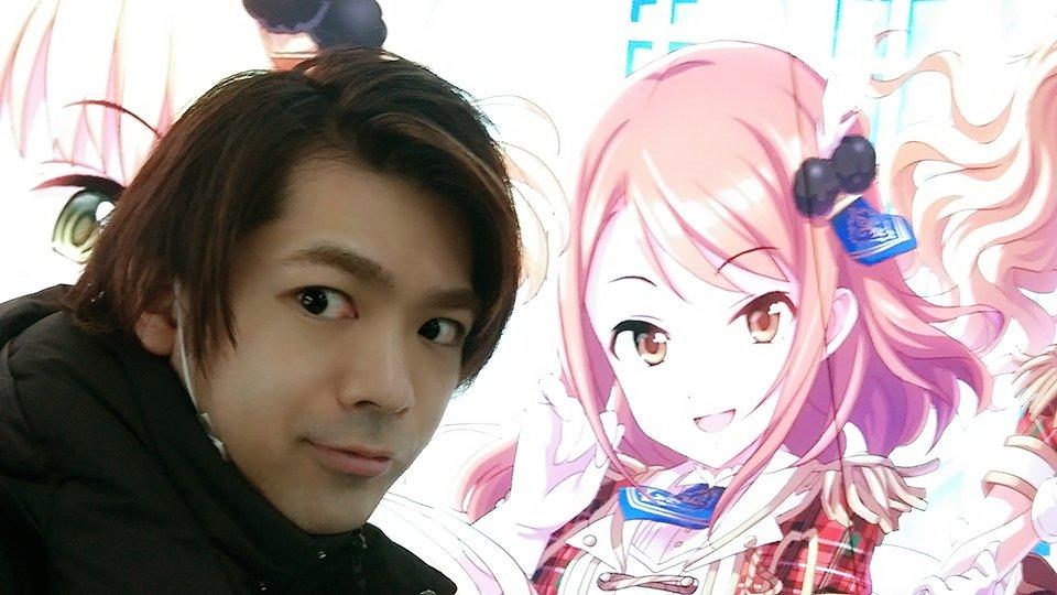 新宿アルプス広場のデレマス広告、移動の合間に行ってきました!何とか最終日に滑り込めてよかった~💦 そ…