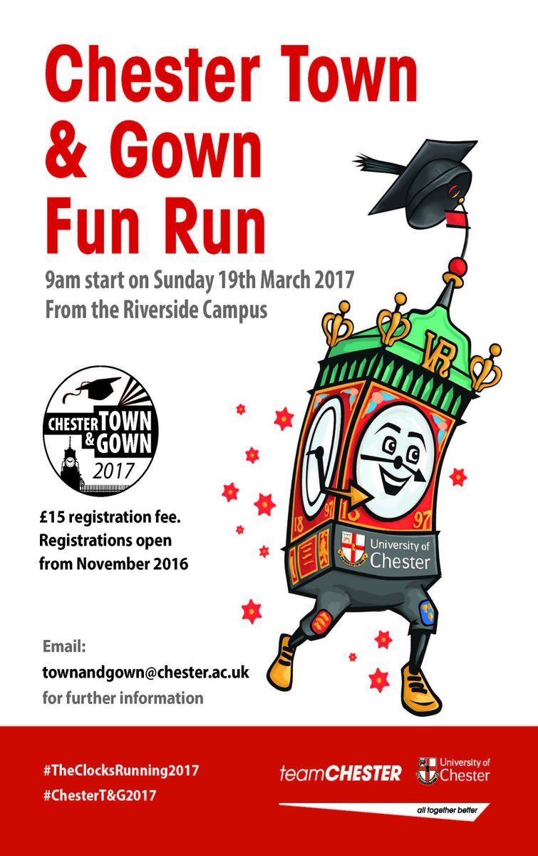 Chester Town&Gown 5K (@gown_chester)   Twitter