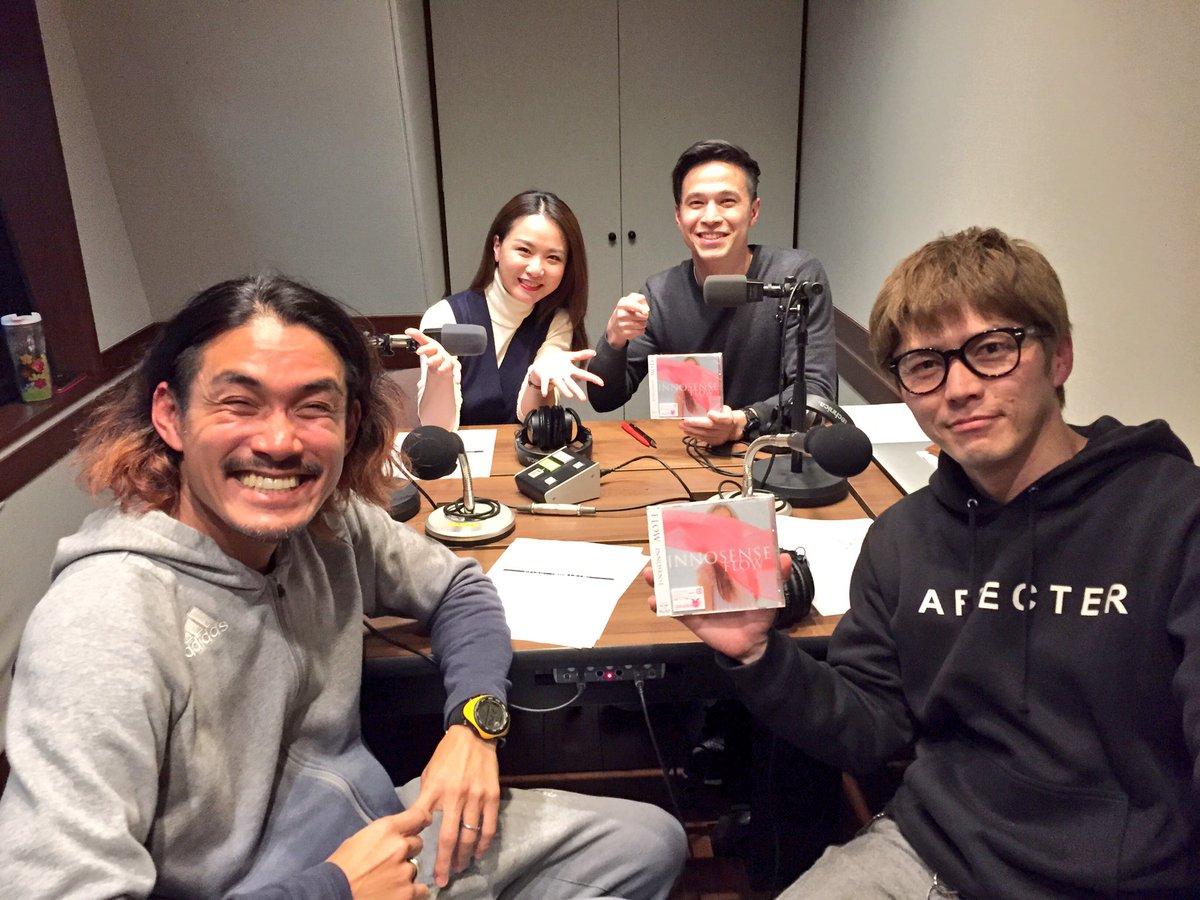 TFM「TOKYO FM WORLD」お聴きいただきありがとうございました!世界のライブ、音楽三昧な…