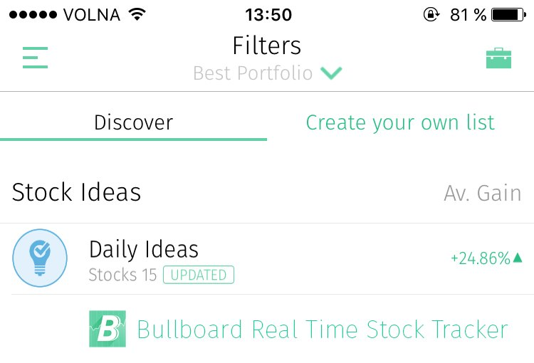 bullboard bullboard app twitter