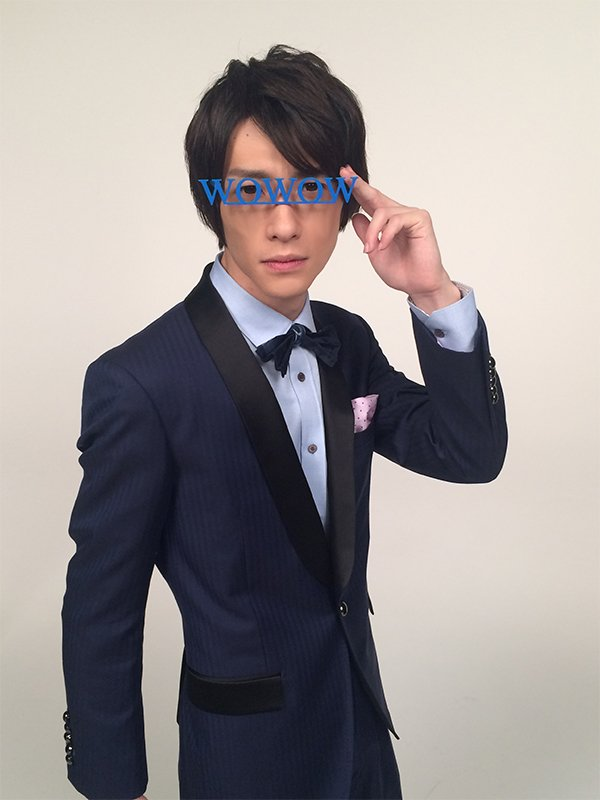「2.5次元男子推しTV」MCの鈴木拡樹さんは、今回WOWOW初登場です! 先日メインビジュアルの撮…