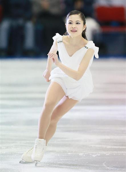 【フィギュア】宮原知子が四大陸、アジア欠場 左股関節を疲労骨折  sankei.com/sports…