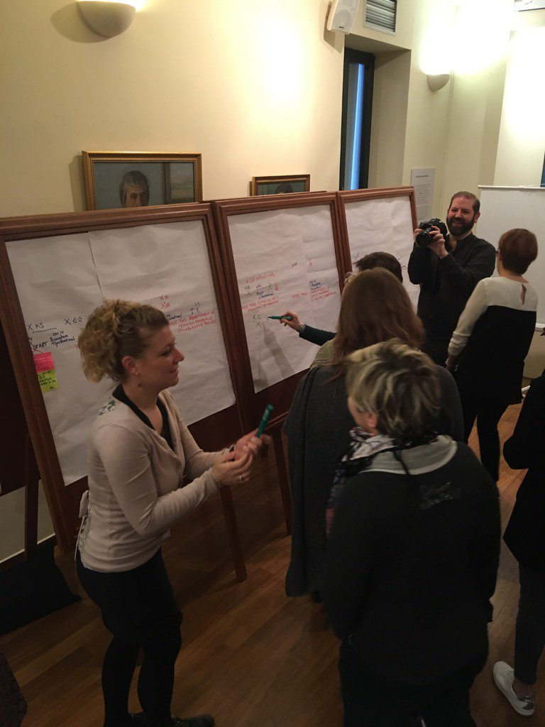 Capturing significant moments of learning from the last 3 years of #transformingautismeducation. #taeathens https://t.co/ot4ywl2ozI