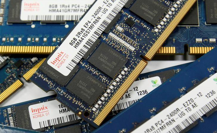 SK Hynix says it bid for a stake in Toshiba's memory business