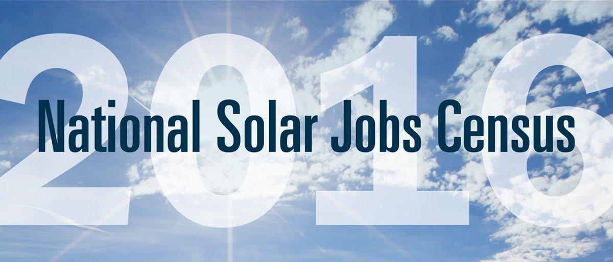 The Solar Foundation on Twitter: