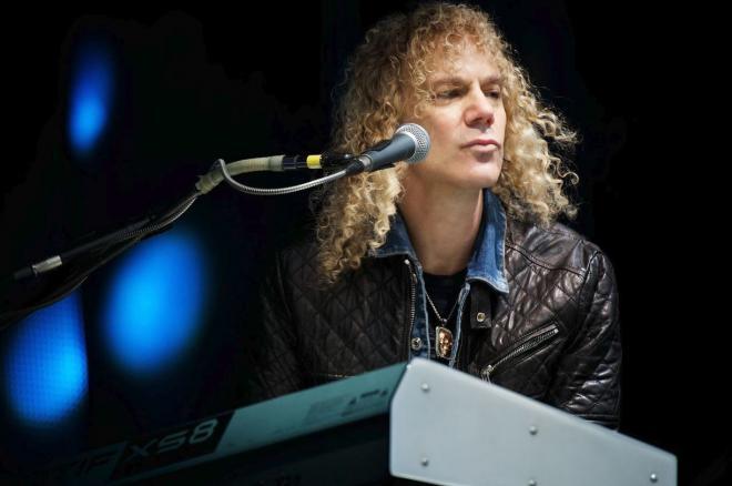 Happy Birthday Today 2/7 to Bon Jovi keyboard great David Bryan.  Rock ON!