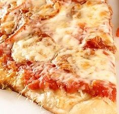 Tomato and Cheese Pizza