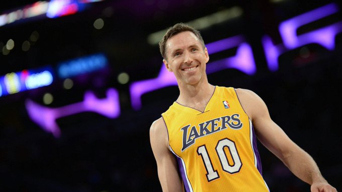 Happy birthday to one of the greatest to ever play the game - Canada\s Steve Nash!