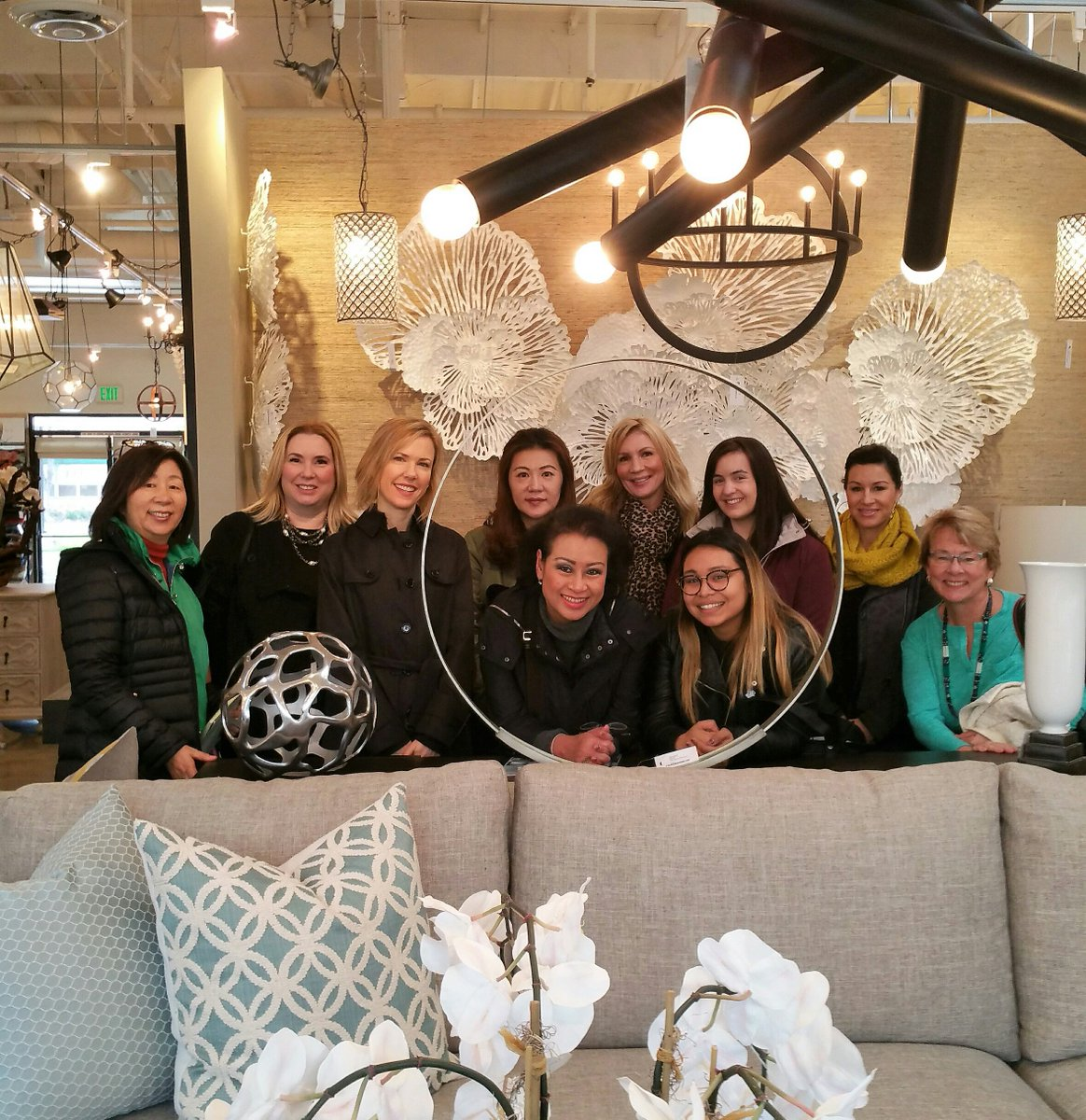 Thank You LagunaDesignCtr Design Center Our Students Had A Wonderful Day Visiting The Showrooms And Learning About Centerpictwitter SLG9tCfIWH
