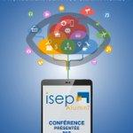 """#Conférence le 23 février par @Hani_Ramzi (@ISEP Promo 1994) :  """"Levons les yeux de nos #smartphones…grâce à nos smartphones !"""""""
