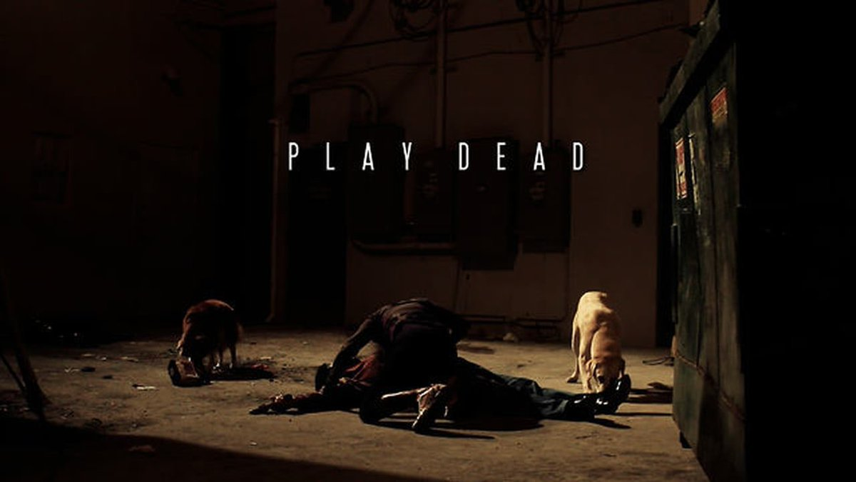 ゾンビだらけの世界でサバイバルする犬達の姿を描く短編『Play Dead』はなかなかの力作ですよ。こ…
