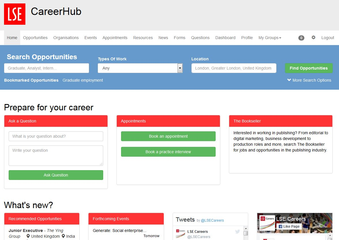 lse careers on it s easy to login to lse careerhub and lse careers on it s easy to login to lse careerhub and it s also your gateway to most of our services get started or keep going