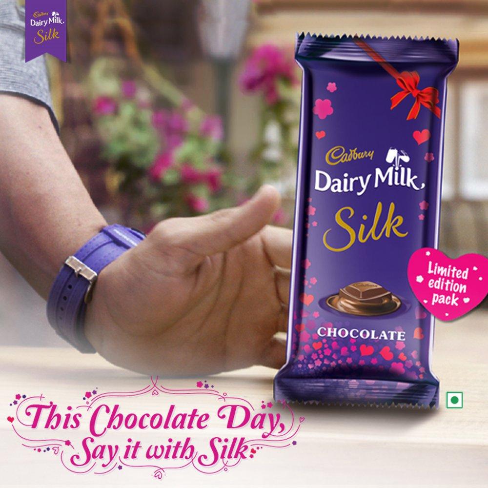 Cadburydairymilksilk Cadburysilk Twitter