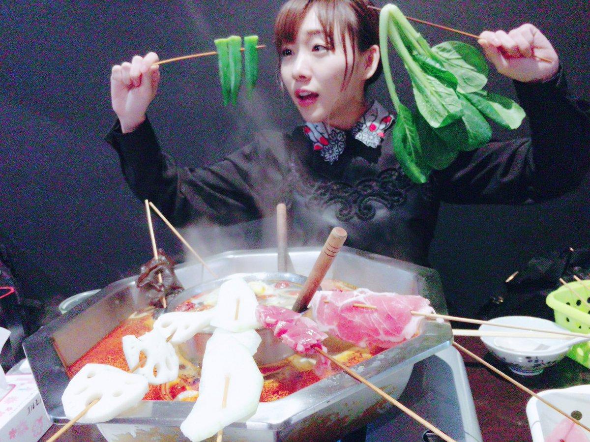 火鍋いえあああああ✌︎('ω')✌︎  ameblo.jp/ske48officia…