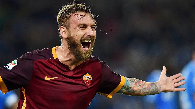 Roma 4-0 Fiorentina Highlights