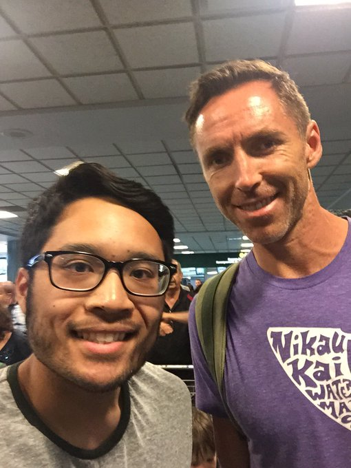 Just wanted to wish a Happy 43rd Birthday to my boy Steve Nash!
