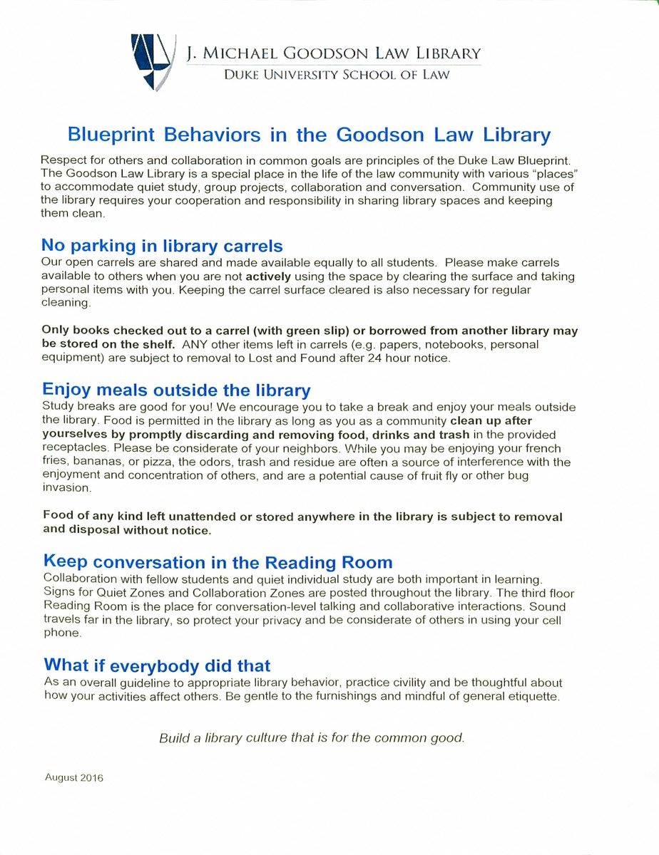 Goodson law library on twitter blueprint parodist we admire goodson law library on twitter blueprint parodist we admire your attention to detail but remain committed to the prevention of carrel parking malvernweather Choice Image