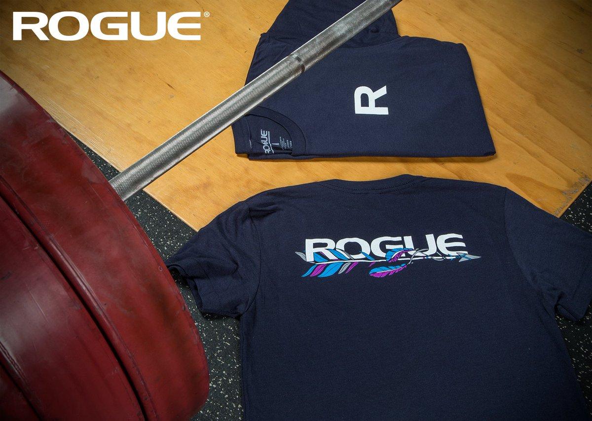 0786f749d The @TiaToomey Rogue athlete shirt dropped! Men's:  http://www.roguefitness.com/tia-clair-toomey-mens-shirt … Women's: ...