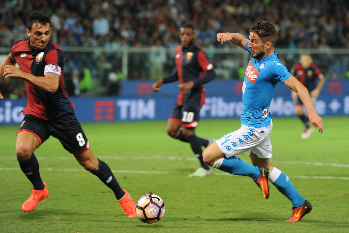 Dove vedere NAPOLI GENOA Video Streaming Online