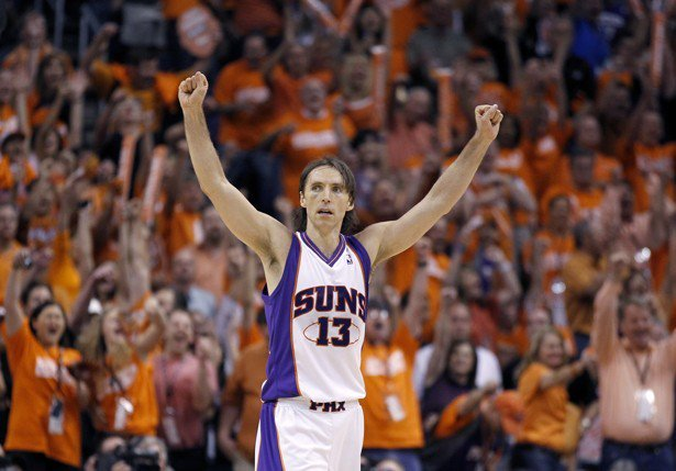 On this day 8-time NBA All-Star Steve Nash was born! Happy Birthday !!!