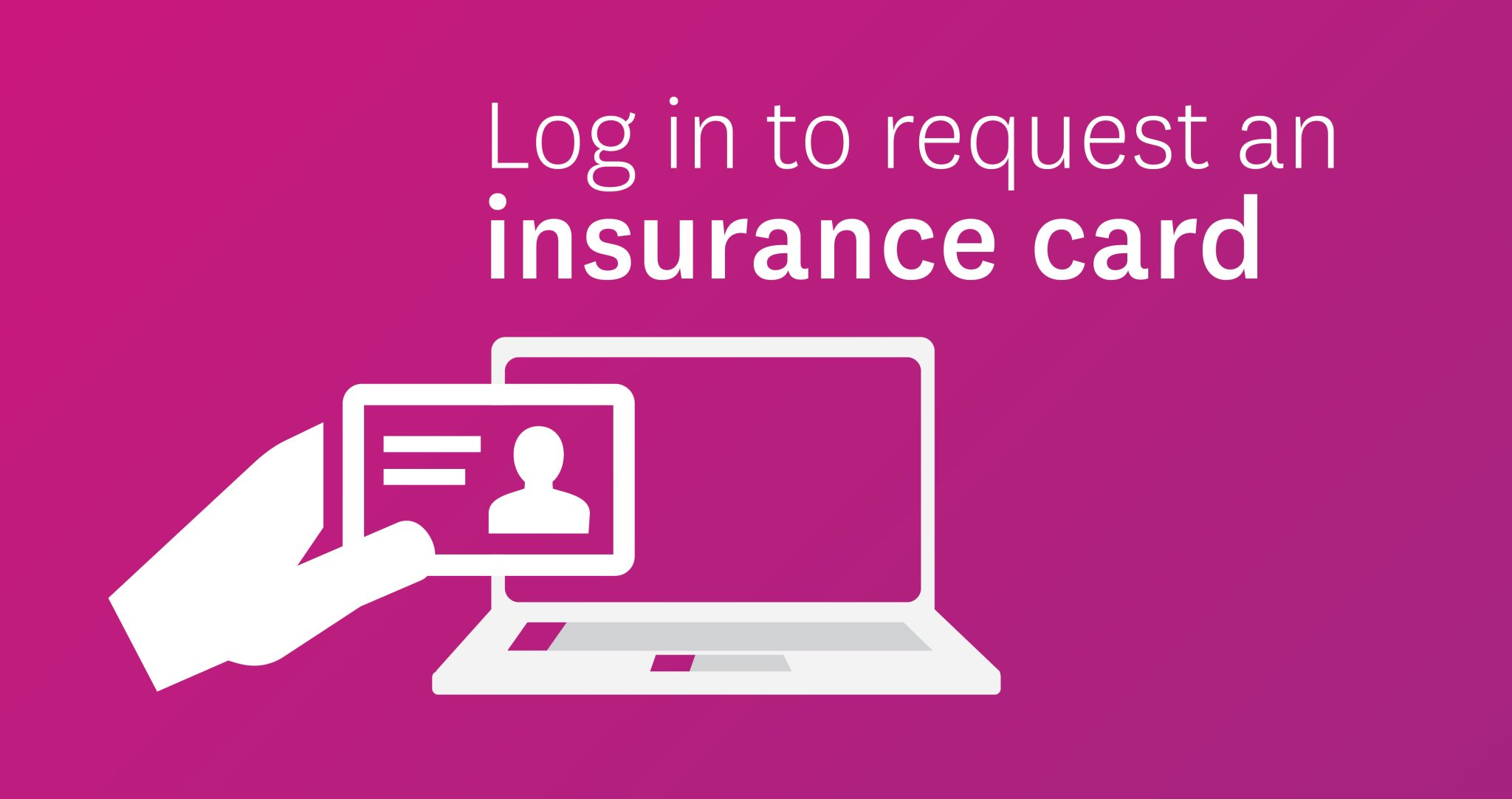 Ambetter From Superior Healthplan On Twitter Access Your Secure Member Portal To Easily Request An Insurance Card Https T Co Laggx4o74w