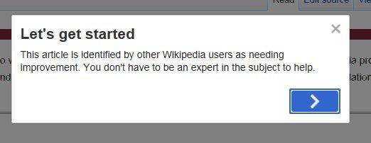 Thumbnail for #EditWikiLit 08 February 2017: School of English Postgraduate Wikipedia Editathon