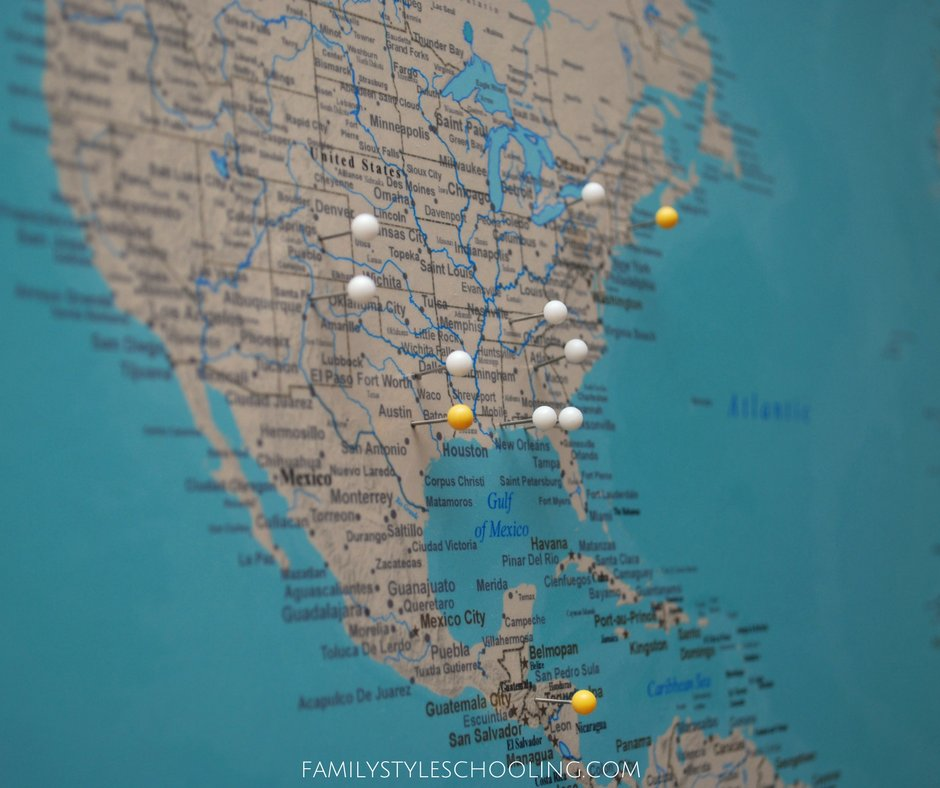 Push Pin Travel Maps PushPinMaps – Map To Track Travel