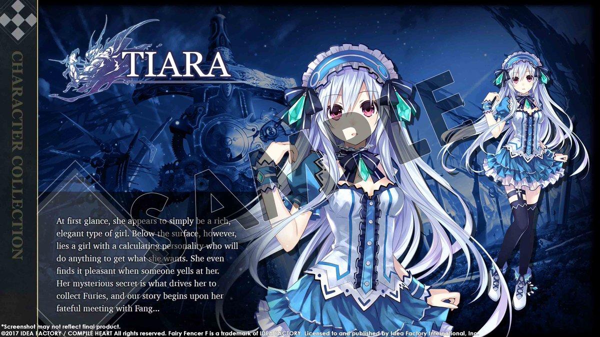 Idea Factory Intl On Twitter Fairy Fencer F Advent Dark Force