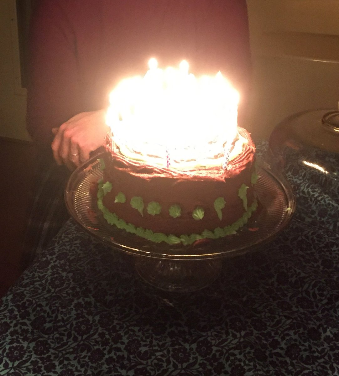 Eowyn Ivey On Twitter The Forest Fire That Was My Birthday Cake