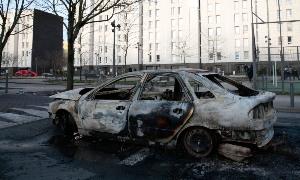 Incidentsà aulnay sous bois 17 jeunes présentésà la justice mercredi scoopnest com # Encombrants Aulnay Sous Bois