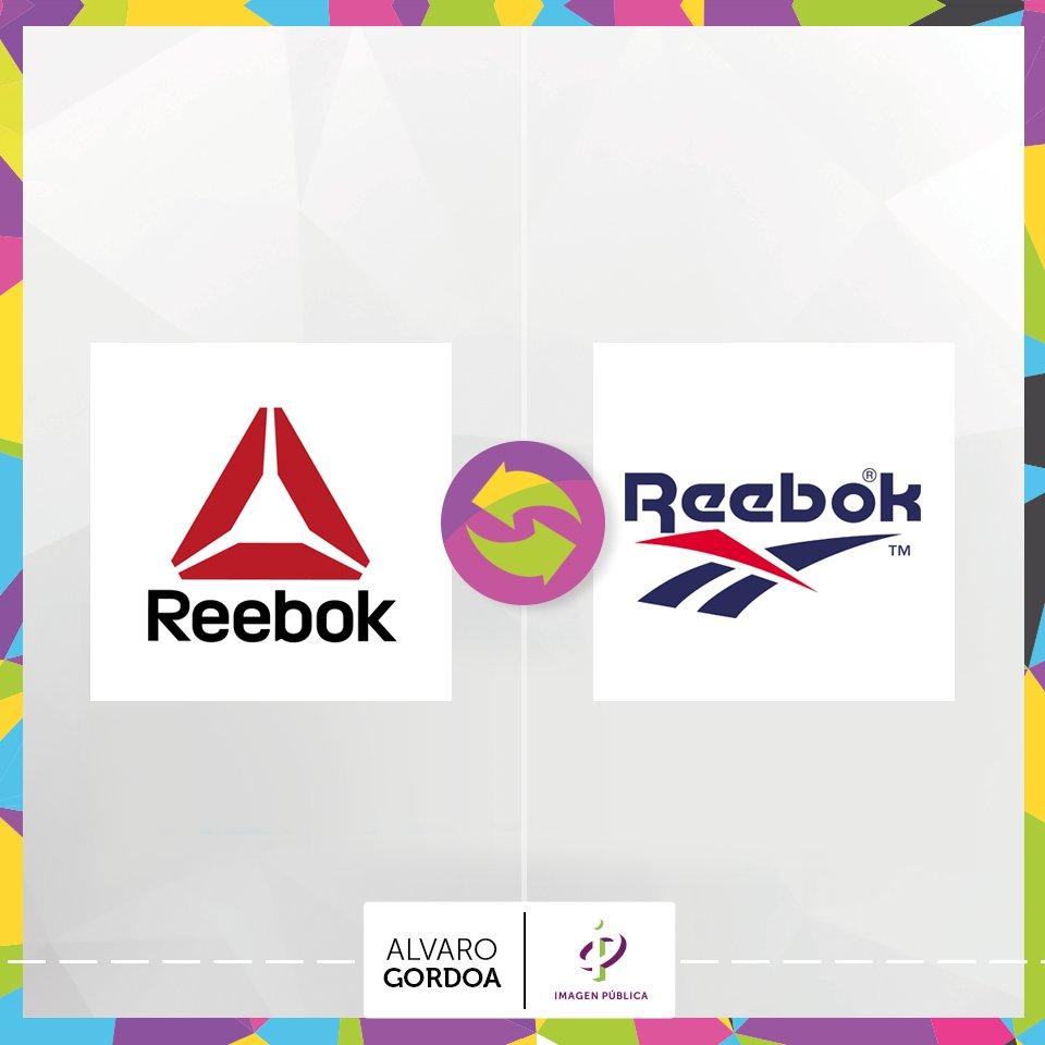 ¿Crees que el nuevo logo de Reebok comunica la esencia de la marca?. h...