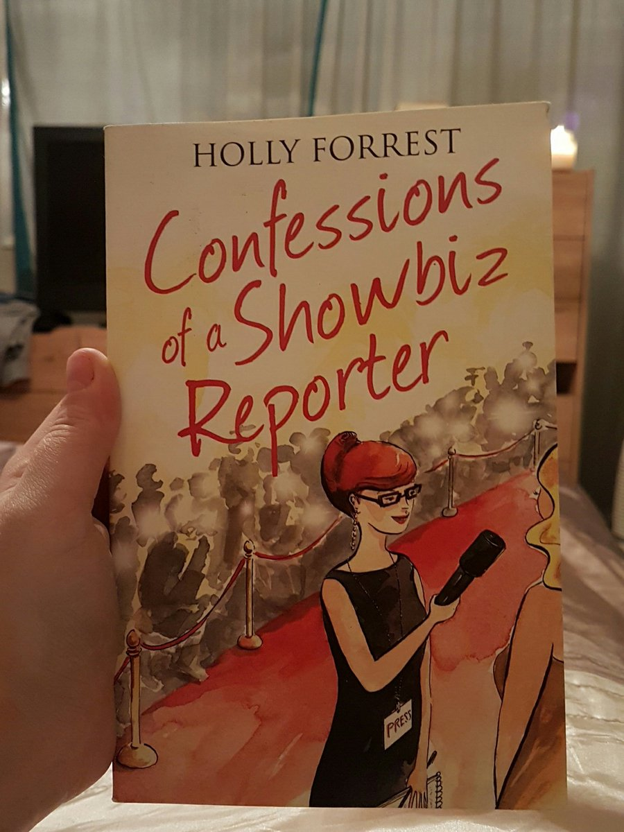 confessions of a showbiz reporter the confessions series forrest holly