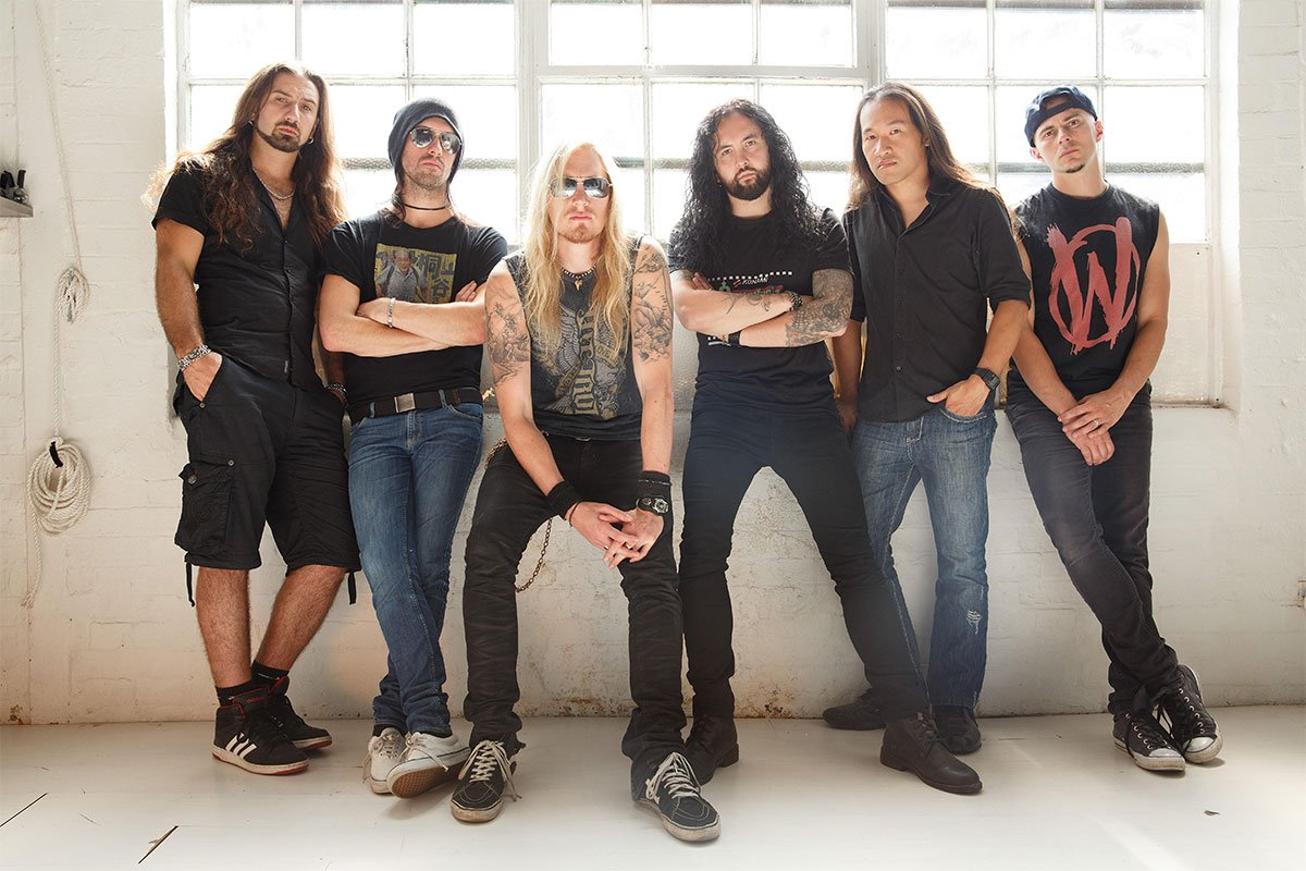 "【DRAGONFORCE 新規公演決定!】 Dragonforceの新作""Reaching Into…"