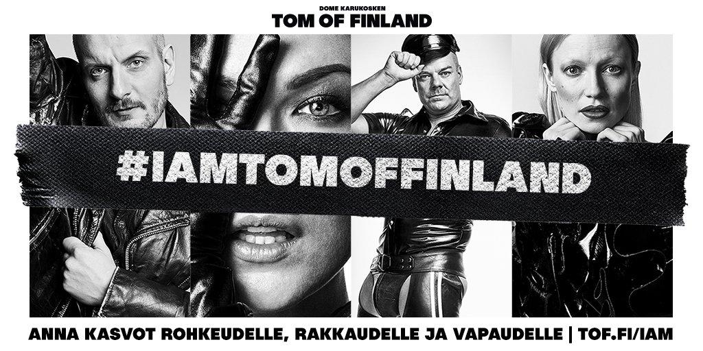 #iamtomoffinland - Twitter