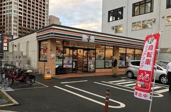 ドコモ系レンタサイクル会社がセブンイレブンと提携 6月末までにコンビニ100店舗で展開  sanke…