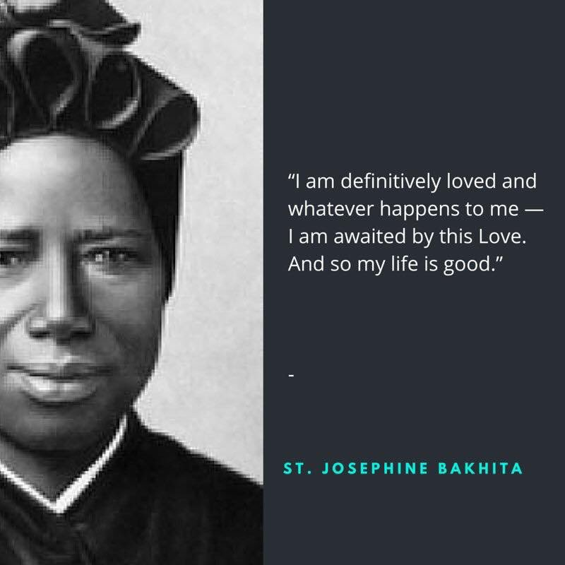 Feast of St Josephine Bakhita - Day of #Prayer, Awareness &amp; Action Against #HumanTrafficking #HumanTraffickingAwarenessDay #stoptrafficking<br>http://pic.twitter.com/x4MZMewfau