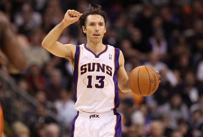 Happy birthday to the best player in NBA history, Steve Nash!