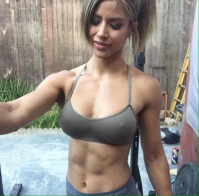sexy fit girls