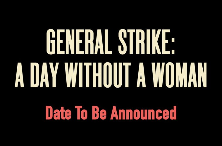 'Women's March On Washington' Organizers Are Organizing 'A Day Without A Woman' Strike https://t.co/OPntTvFr3N https://t.co/kj4Czk6Htq