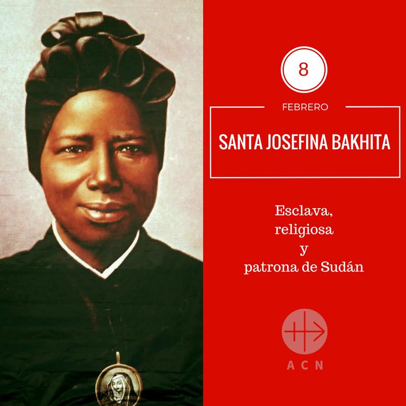 Resultado de imagen para Santa Josefina Bakhita-
