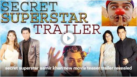 Watch Video.....!    #secretsuperstar #trailer #video