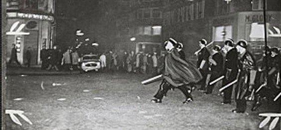 Thumbnail for Massacre de Charonne 8 février 1962