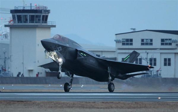 中国への抑止力…米ステルス戦闘機「F35」沖縄で初訓練 - 産経ニュース sankei.com/we…
